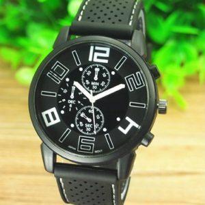 Kasdieninio stiliaus vyriškas laikrodis iš nerūdijančio plieno