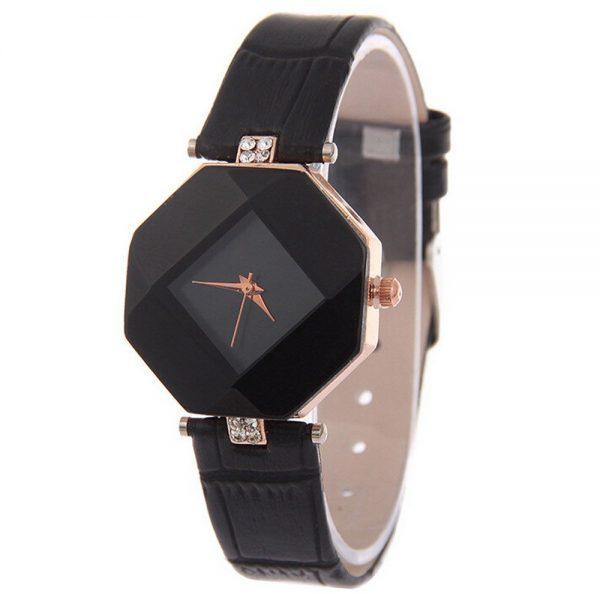 Modernus ir šiuolaikiškas moteriškas laikrodis