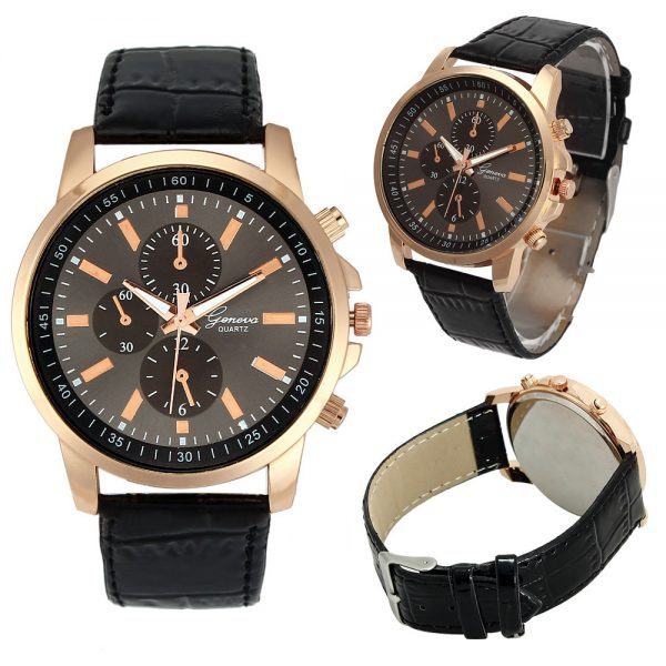 Kasdieninio stiliaus nerūdijančio plieno laikrodis