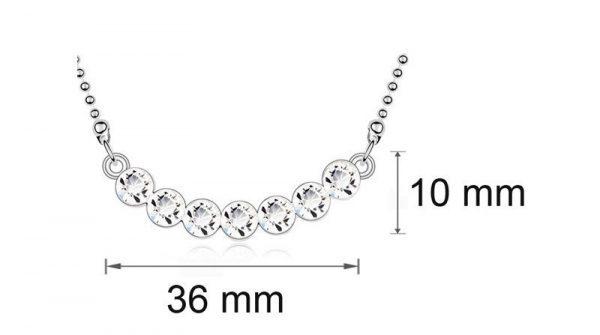 Austriško kristalo papuošalų rinkinys