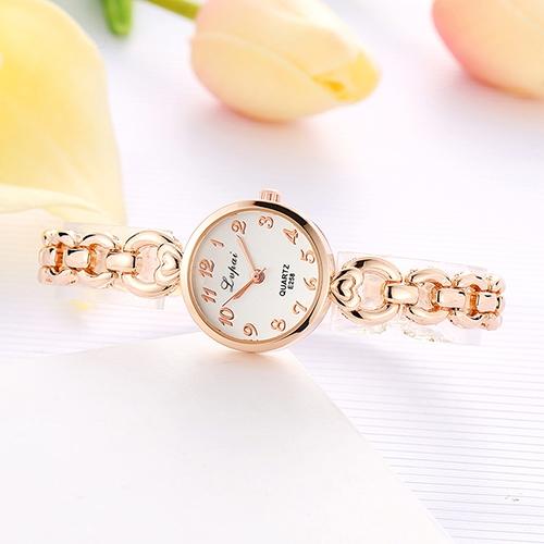 Dailus moteriškas laikrodis
