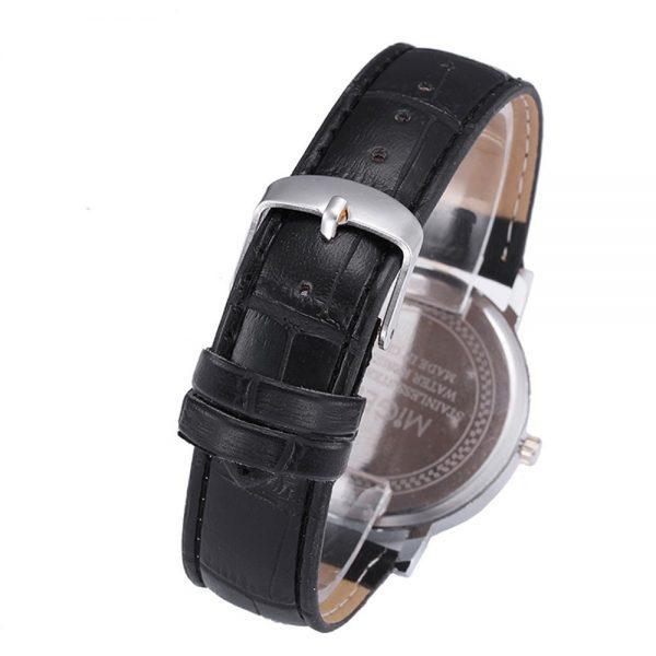 Prabangus, kvarcinis, vyriškas laikrodis