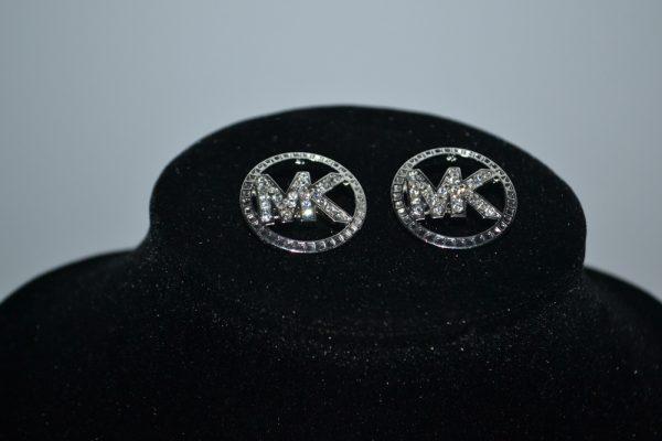 "Auskarai ,,MK"""